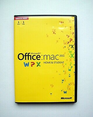 Microsoft Office for Mac 2011 - Home and Student Edition