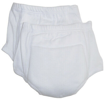 Baby Potty Training Pants Washable Leakproof Absorbant Waterproof Cotton Diapers