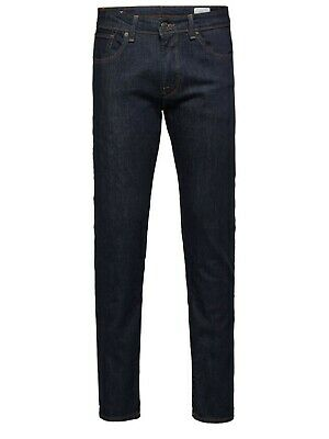 Selected Jack /& Jones HOMME Jeans Uomo hosetwo Andy DECOR 2 Blue br1291