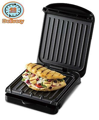 George Foreman 25800 Small Fit Grill - Versatile Griddle, Hot Plate And Toastie
