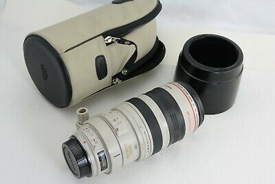 Canon EF 100-400 mm F/4.5-5.6 L IS USM Objektiv