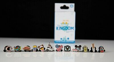 2020 Disney Parks Tiny Kingdom WDW Series 2 Mystery Pins - Complete your set