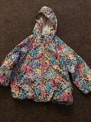 Girls Coat By Next Spring Style Aged 1.5 To 2 Years