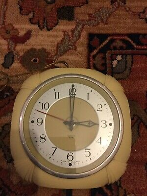 Stunning Art Deco Smiths Sectric Clock in full working order