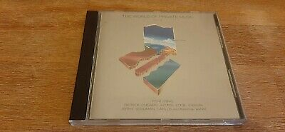 Rare CD - Various – The World Of Private Music Volume II - 1987 Made in USA