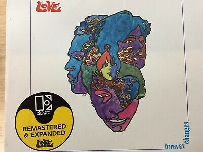 LOVE - Forever Changes Expanded CD Slipcase 2001 Elektra / Rhino Excellent Cond!