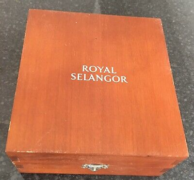 Royal Selangor Erik Magnusse 5oz Heavy Pewter Hip Flask Free Engraving Sale