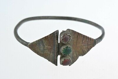 Byzantine or medieval bracelet, decorated with stones 11th-13th century AD