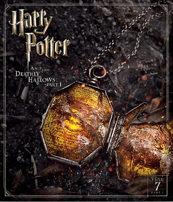 Harry Potter - Deathly Hallows pt. 1  - Bluray Disc ONLY!!  ** PLEASE READ **