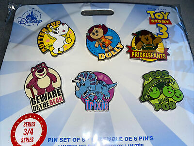 Disney Pin Limited Edition Of 300 Pumbaa ID Badge Disaster Services Worker pin98