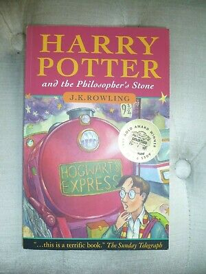 Harry Potter and the Philosopher's Stone 22nd Print (Paperback 1997)