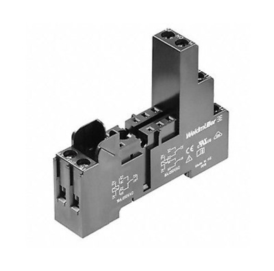 RIDERSERIES RCI, Relay socket, 16 A DIN Rail 8Pins coil type Weidmuller