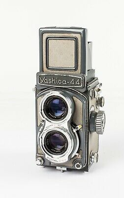 Yashica-44  1960's Vintage 4x4cm TLR Camera in Good Condition - 127 Film Format