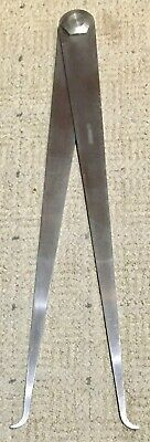 Starrett Improved Firm-Joint Inside Caliper 18 Inch Legs With 30+ Inch Capacity