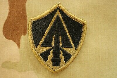 Army Us Space Force Ocp Multicam Combat Command Subdued Unit Patch Hook Back