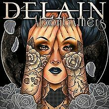 Moonbathers by Delain   CD   condition very good