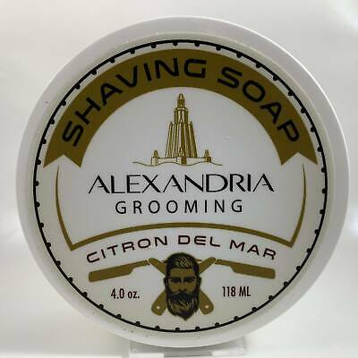 Citron Del Mar Shaving Soap - by Ariana & Evans (Pre-Owned - Never Used)
