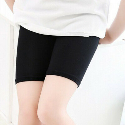 Underwear Safety Shorts Girls Toddler Breathable Shorts Leggings Stretchy