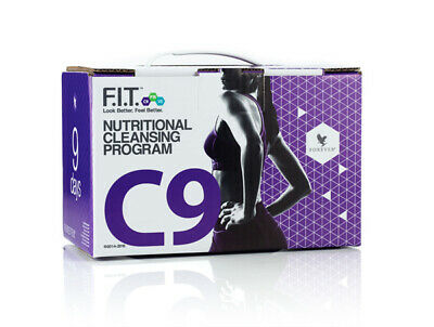 [GET IN SHAPE FOR VALENTINES DAY]Forever C9 - 9 day Diet Plan with Aloe Vera Gel
