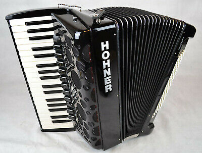 Akkordeon Hohner Amica Forte IV 96 silent key made by Hohner