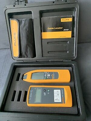 FLUKE 2042 Cable Locator with Transmitter
