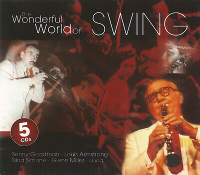 VARIOUS ARTISTS The Wonderful World of Swing (5 CDs)