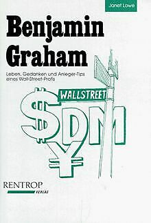Benjamin Graham by Janet C. Lowe | Book | condition very good