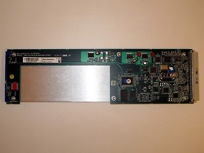Snell & Wilcox Serial Reclocker and Monitoring Encoder Card IQDSDE2A