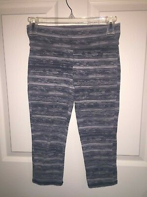 TWO pair of great athletic leggings - girls size 10/12