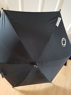 Bugaboo black umbrella