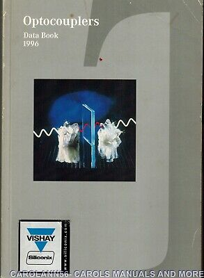 TEMIC Data Book 1996 Optocouplers
