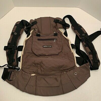 LILLEbaby Multi-Position Baby/Toddler Carrier Brown