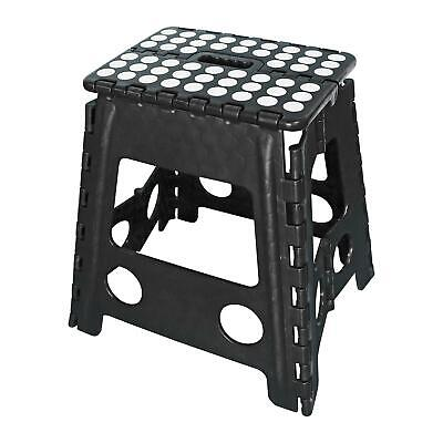 Large 39CM Folding Foot Step Stool Multi Purpose HeavyDuty Home Kitchen Portable