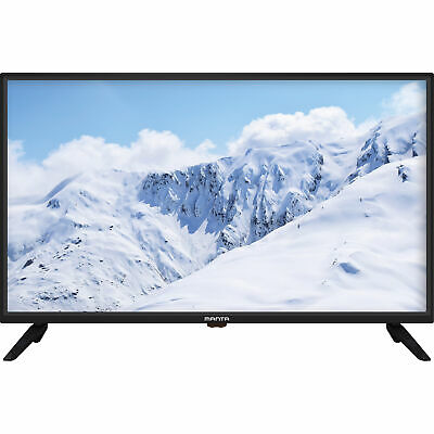 Manta 32LHN19S 32 Inch TV 720P HD LED Freeview HDMI USB PVR record 240v