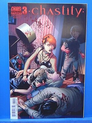 Chastity #2  Variant Edition Chaos Dynamite Comics CB11881