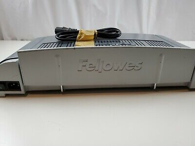 "Fellowes Helios 30 Thermal Binding Machine 480 Sheet Binder 11"" Length Staple"