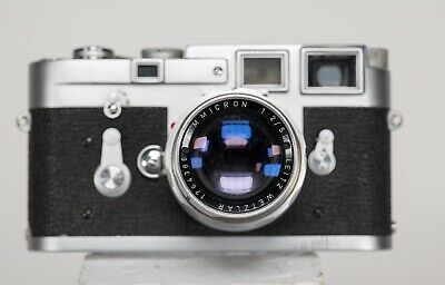 Leica M3 with Leica Summicron DR 50mm f2