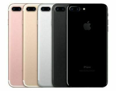 Apple iPhone 7 PLUS 32GB 128GB Smartphone for T-mobile or AT&T