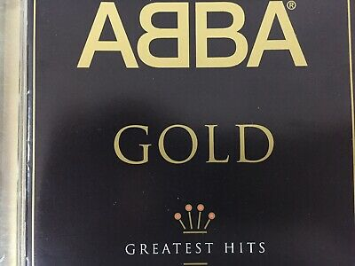 ABBA - Gold: Greatest Hits (Best Of) CD 1999 Polydor Australia Excellent Cond!