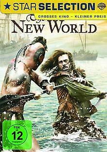 The New World by Terrence Malick   DVD   condition very good