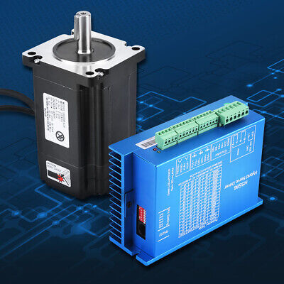 New Hybrid Servo Driver for Servo Closed Loop Stepper Motor AC20V-70V 0~200KHz