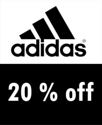 Adidas Discount 25% off PLUS 20% off outlet