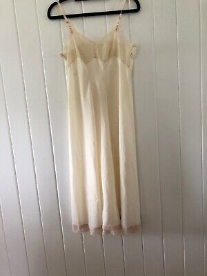Vintage nightie Slip Dress 32bust Small