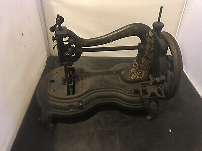 Rare Collectable Antique Sewing Machine