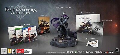 Darksiders Genesis Collectors Edition Xbox ONE BRAND NEW WARRANTY