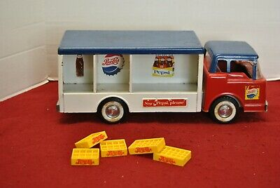 1963 Nylint Pepsi Cola Delivery Truck