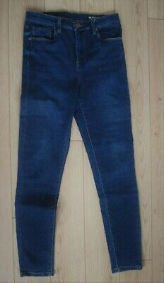 """BLANK NYC """"The Great Jones"""" High Rise Skinny Jeans - Size 28 - 29"""" Inseam - EUC"""
