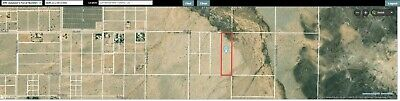 Rare Near Hwy 62 – Buildable Residential Vacant Lot – Joshua Tree - 10  Acres