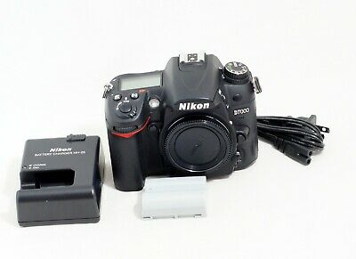 Nikon Nikkor D7000 16.2 MP Digital SLR Camera Body Only VERY LOW SHUTTER COUNT