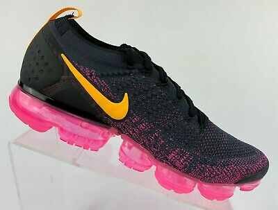 Nike Air Vapormax Flyknit 2 Gridiron Pink Blast Mens sizes 942842 008